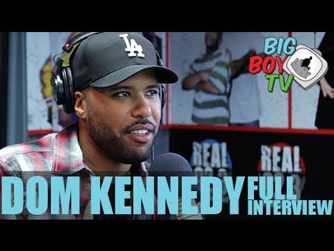Dom Kennedy    BigBoyTV