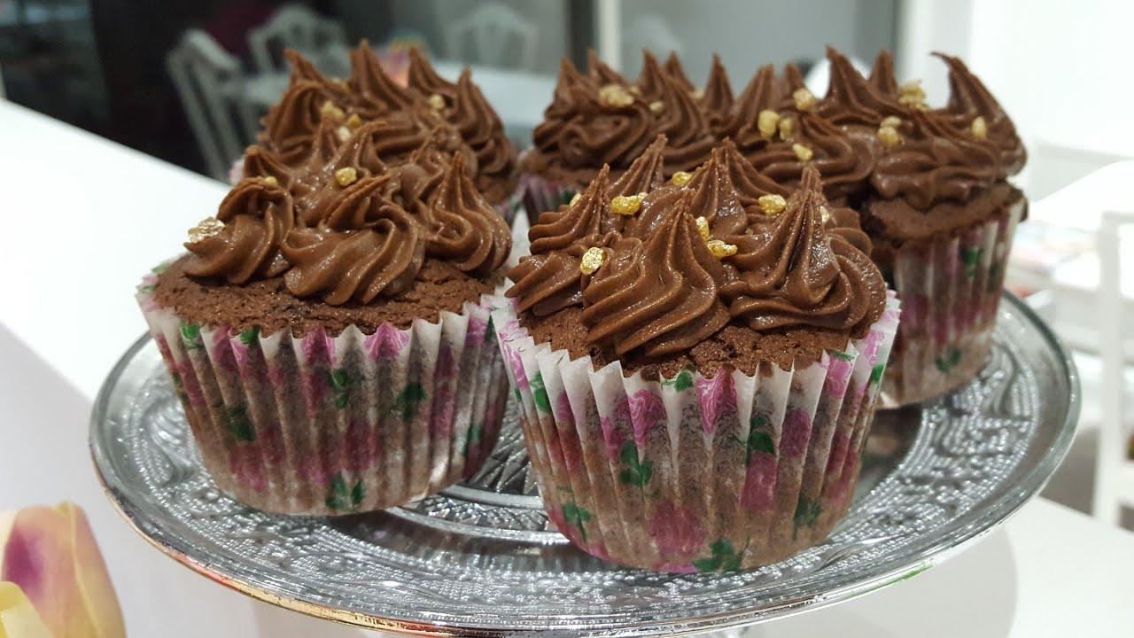 Chocolate Cupcakes Mary Berry Recipe Mufinki Czekoladowe