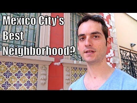 Condesa -Mexico City's Version of Paris?...