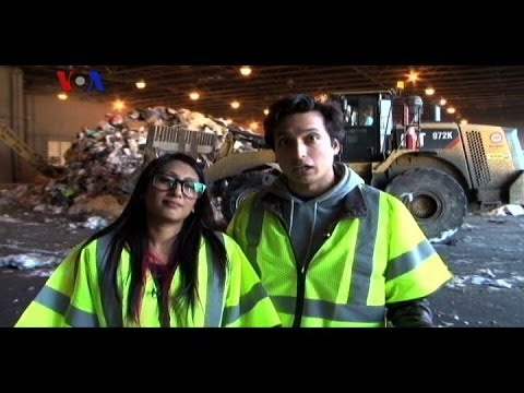 ZINDAGI 360 کچرے کی کہانی :زندگی - Waste Management and Recycling - 12.13.13