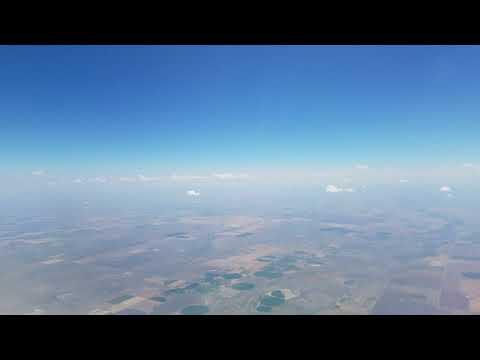 North Platte, Nebraska to Denver, Colorado in 2 minutes