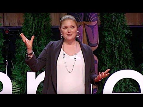 Parenting through Postpartum Depression | Camille Mehta | TEDxStanleyPark