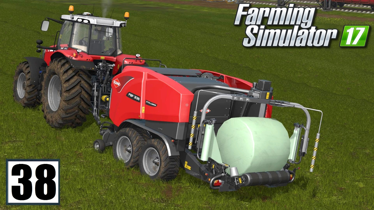 test prasoowijarki farming simulator 17 38 gameplay pl youtube. Black Bedroom Furniture Sets. Home Design Ideas