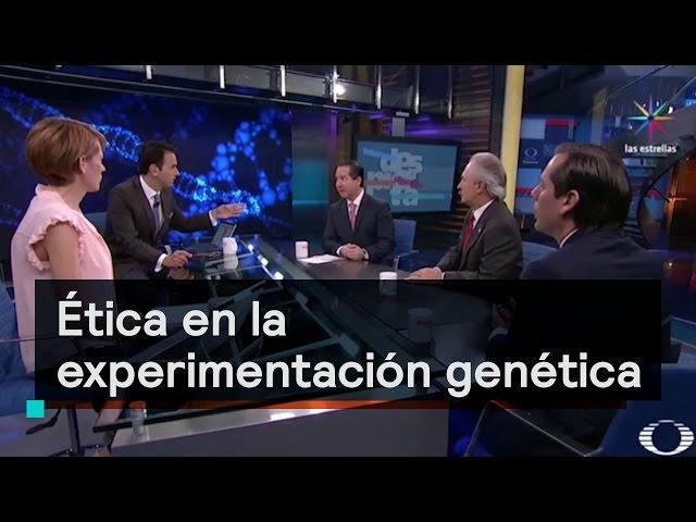 La ética en los experimentos genéticos  - Despierta con Loret