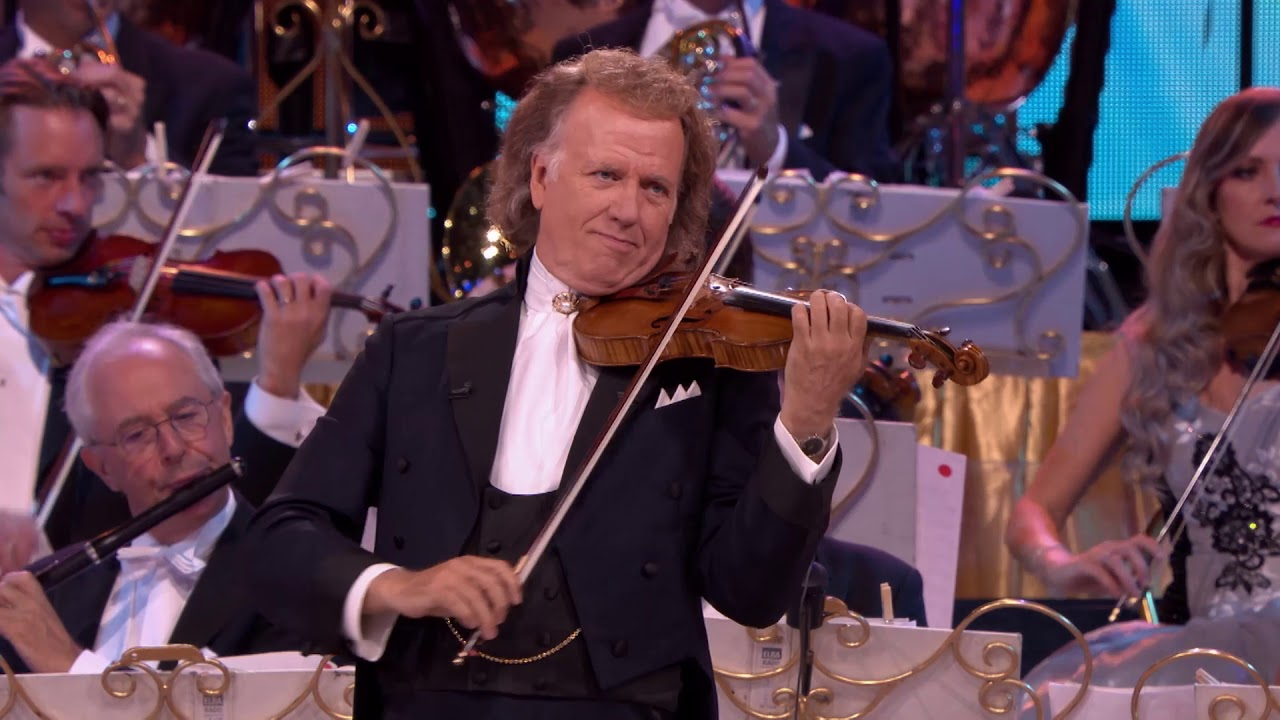 André Rieu The Second Waltz Official Video 2020 Youtube