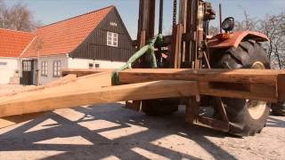 Anyone can build a Timber Frame