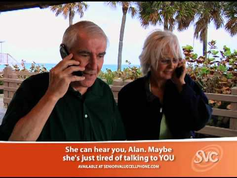 SVC from Tracfone thought and sold for Seniors that can't pay much. It is affordable.