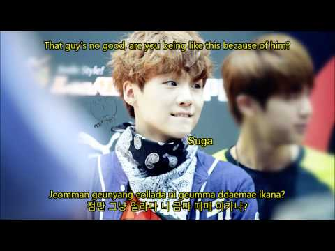 BTS (Bangtan Boys) - Where Did You Come From? (어디에서 왔는지) Color Coded Lyrics [HAN/ROM/ENG]