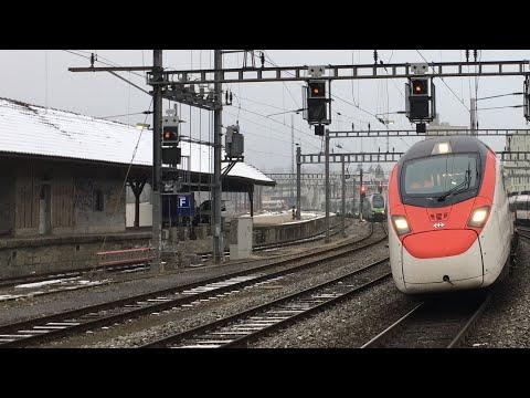 Giruno en test entre Lausanne et Fribourg - 6 décembre 2017 - Transports Publics Suisses