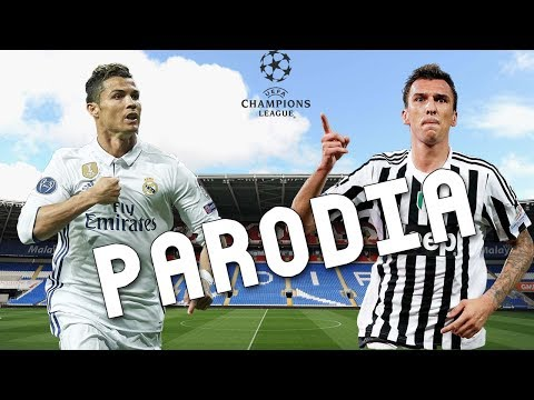 Cancion Real Madrid vs Juventus 41 Parodia Que Me Has Hecho  Chayanne ft Wisin