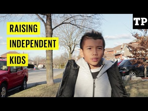 Raising independent children: How it's different in the digital generation | Real Families