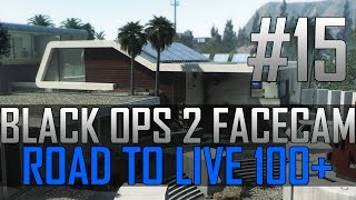 "Black Ops 2 Road to Live 100+ Kills #15 - ""LOW STREAKS!"" (Dutch Commentary)"