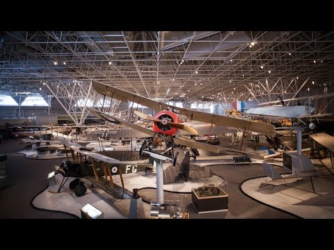 Canada Aviation and Space Museum | Ottawa Tourism
