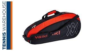 Volkl Team 3 Pack Pro Tennis Bag