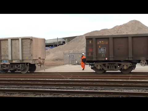 DB Cargo 59205 Shunts At Newhaven Day Aggregates - 01/08/16
