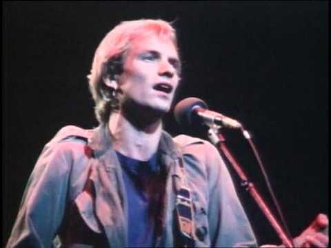 Sting   Roxanne Live Secret Policemans Other Ball 1981