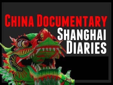 China Travel Documentary: Travel In Shanghai and Rural China, Beautiful Chinese Travel Diary