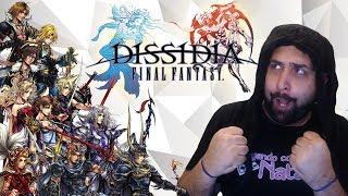 Video de QUE CLASE DE MARAVILLA ES ESTA!? | Final Fantasy Dissidia