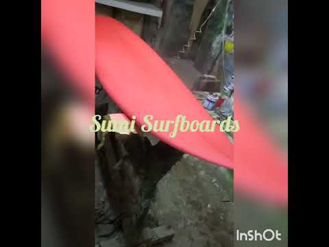 Painting | Glassing | surfboard | kuta bali