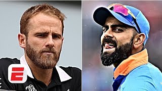 Rain disrupts India vs. New Zealand: Who's in the better position to win?   Cricket World Cup