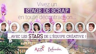 Scrap avec les stars - Stage de Scrapbooking