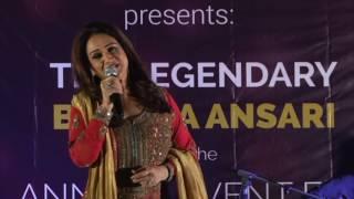 Bushra Ansari Performing In Bahrain