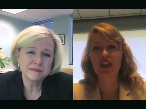 ISSCR CEO Nancy Witty Interviews Catriona Jamieson