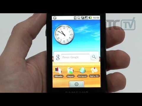 Обзор Samsung i7500 Galaxy
