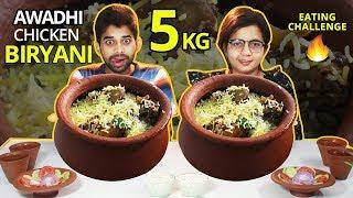 biryani eating show