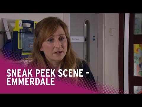 Emmerdale Spoilers: Brenda Goes Behind Laurel