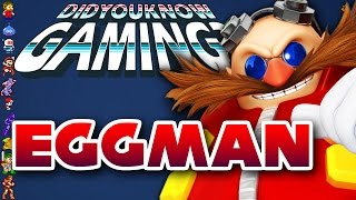 Sonic's Dr. Eggman/Robotnik - Did You Know Gaming? Feat. Remix of WeeklyTubeShow