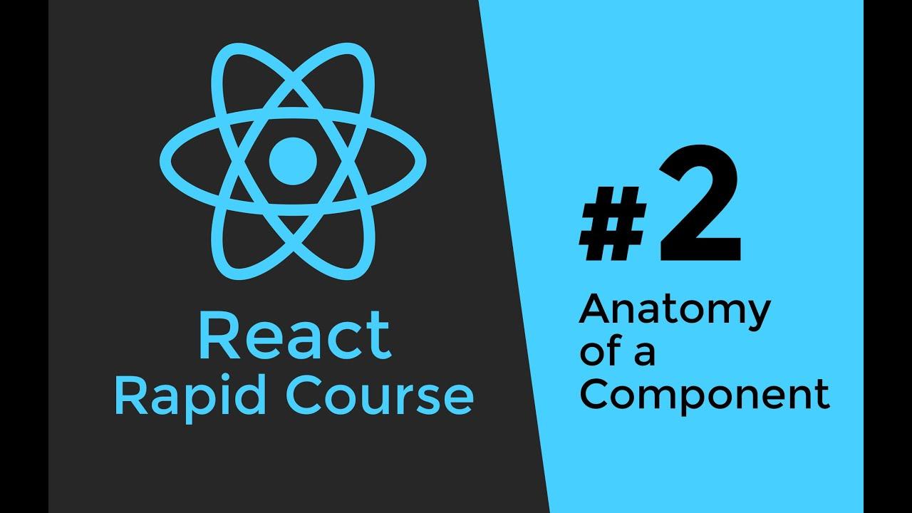 REACT JS TUTORIAL #2 - Reactjs Components & Rendering