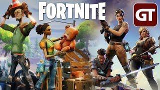 Thumbnail für Das größte Comeback der Spielegeschichte: Fortnite - GT Talk #59