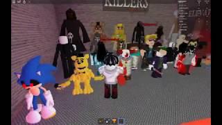 Jeff der Killer besucht den Horror-Aufzug! Roblox: Der beängstigende Aufzug