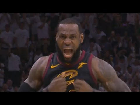 Final Minutes Game 6 Celtics Vs Cavaliers 2018 Playoffs Eastern Conference Finals