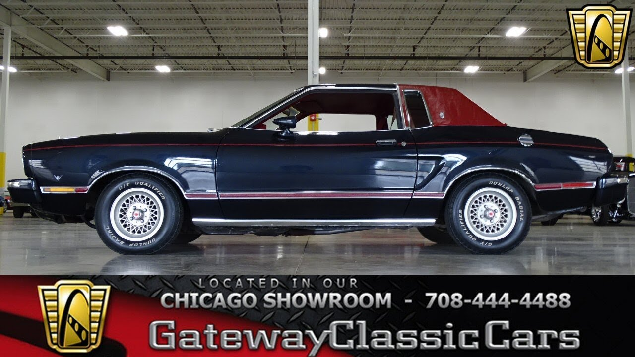 1976 ford mustang ii gateway classic cars chicago 1368 youtube. Black Bedroom Furniture Sets. Home Design Ideas
