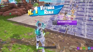 I shopped the cheapest bundle of fortnite and I immediately ground real victories