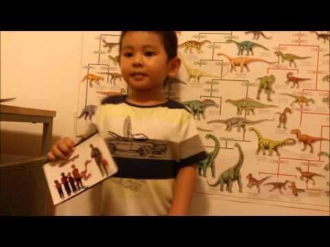 Dinosaur Train – 4 years' old paleontologist Makan