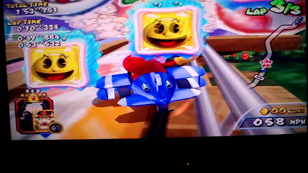 Mario Kart Arcade Dave Busters Dgn Game Time Youtube
