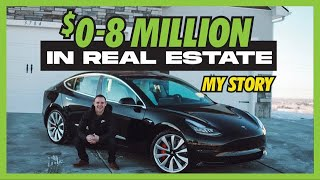 How I Acquired $8 Million In Real Estate | Real Estate Investing | Door To Door Sales