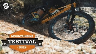 GHOST-Bikes at the MountainBIKE Testival in Brixen 2018