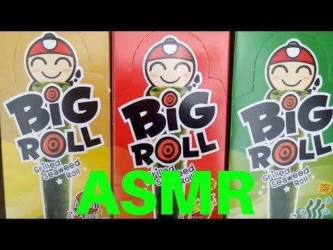 ASMR Big Roll