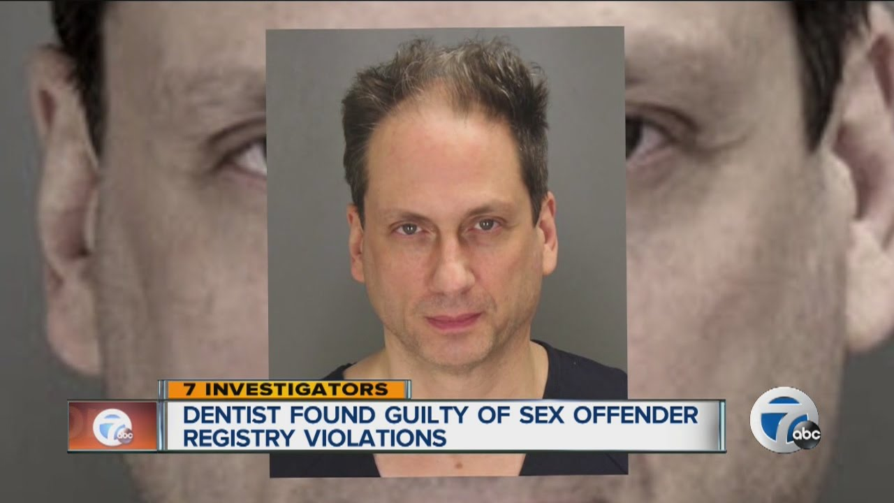 registered sex offender search in Flint