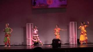 2011 - BADFW Durga Puja - Bharatnatyam Dance