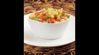Calabacitas Con Elote - Zucchini With Corn