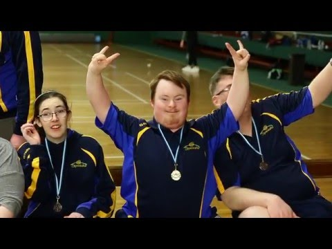 This is Special Olympics Ireland 2016
