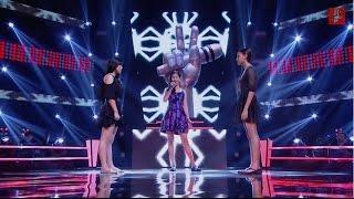 The Voice Kids Thailand - Battle Round - พอยท์ VS เบนซ์ VS ริซ่า - Don