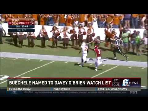 Buechele named to Davey O