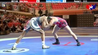 Kyle Dake vs. Jordan Burroughs