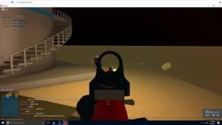Roblox (Phantom Forces): AK-47 Gameplay